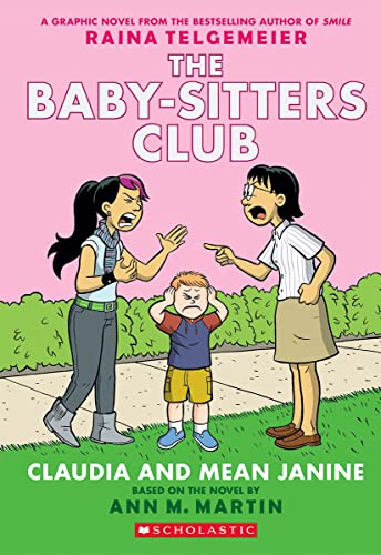 9780545886222: Claudia and Mean Janine (Baby-Sitters Club Graphix)