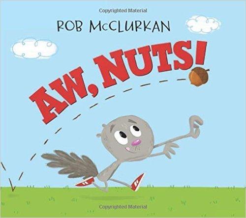 Aw, Nuts: Rob MccLurkan