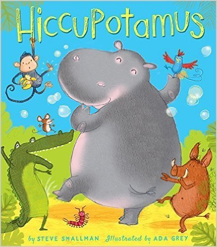 9780545889940: The Hippo Hop with read along CD