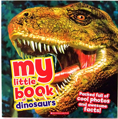 9780545890496: My Little Book of Dinosaurs by Dougal Dixon