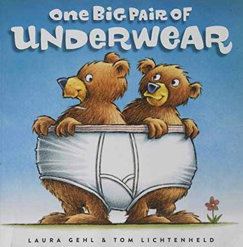 9780545891998: One Big Pair of Underwear