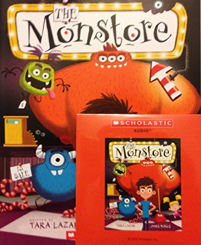 9780545892025: The Monstore with Read Along Cd