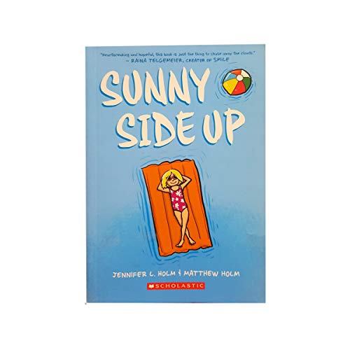 9780545899345: Sunny Side Up [heavy color comic book, 8