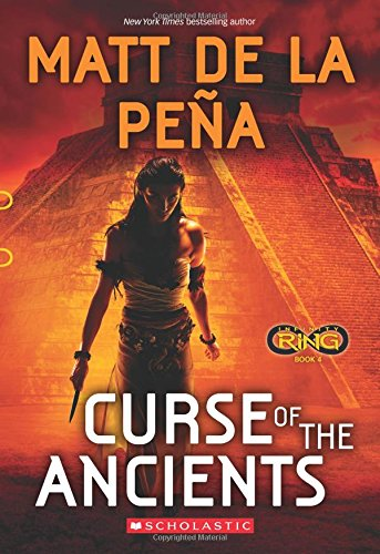 INFINITY RING #4. CURSE OF THE ANCIENTS