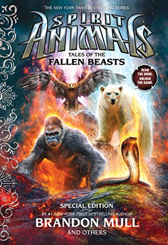 9780545901291: Tales of the Fallen Beasts (Spirit Animals: Special Edition)