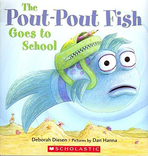9780545901482: Pout Pout Fish Goes to School