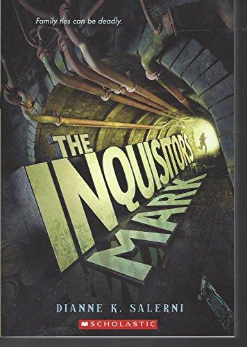 9780545902601: The Inquisitor's Mark