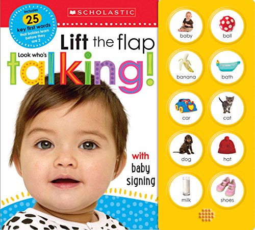 9780545903035: Lift the Flap: Look Who's Talking! (Scholastic Early Learners)