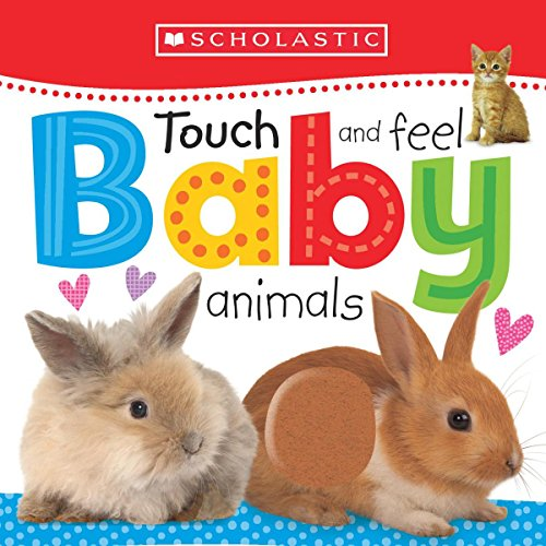 9780545903196: Touch and Feel Baby Animals (Scholastic Early Learners)
