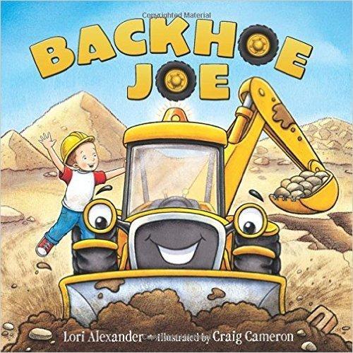 9780545903288: Backhoe Joe