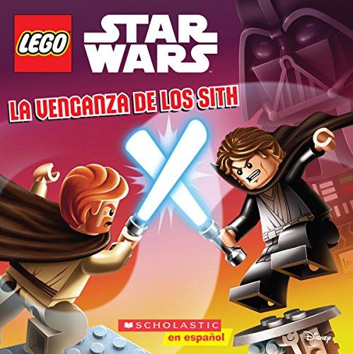 9780545903554: La venganza de los sith (LEGO Star Wars: 8x8) (Spanish Edition)