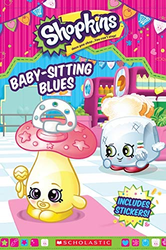 9780545904957: Untitled Reader with Stickers (Shopkins)