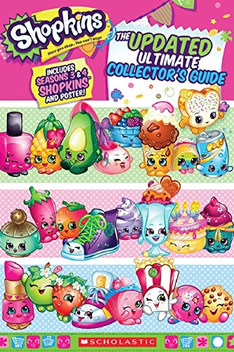 9780545904971: Shopkins: Updated Ultimate Collector's Guide
