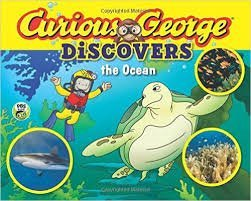 9780545905299: Curious George Discovers the Ocean
