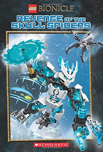 9780545905909: Revenge of the Skull Spiders (LEGO Bionicle: Chapter Book #2)