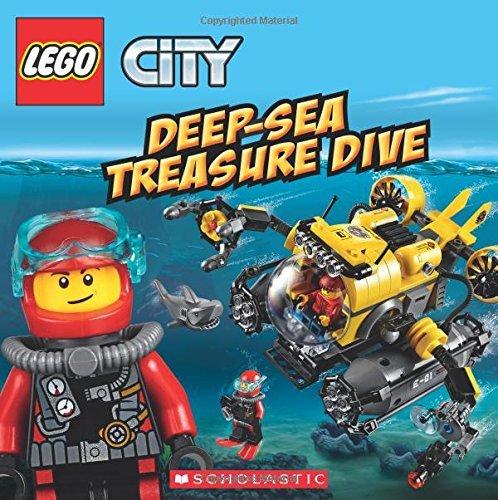 9780545905916: Deep-Sea Treasure Dive (LEGO City: 8x8)