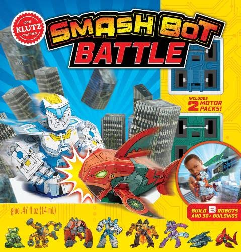 9780545906487: Smash Bot Battle (Klutz)