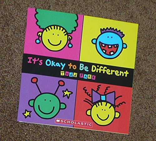 9780545906555: It's Okay to Be Different
