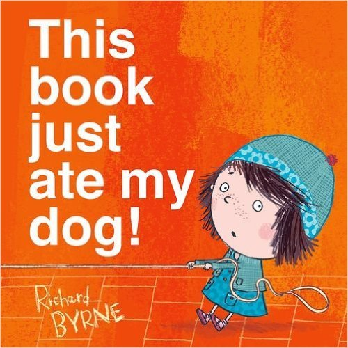 9780545906715: This Book Just Ate My Dog!