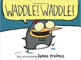 9780545908085: Waddle! Waddle!