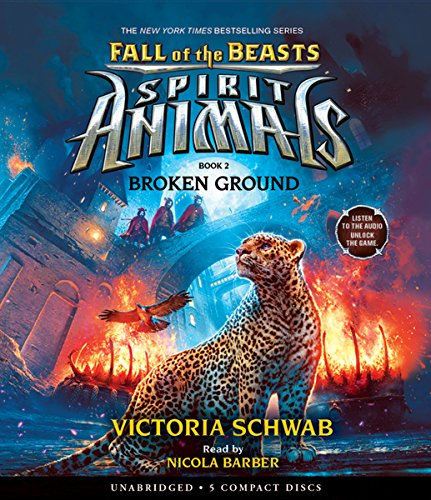9780545909822: Broken Ground (Spirit Animals: Fall of the Beasts, Book 2)
