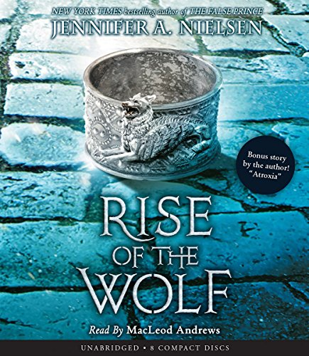 9780545910286: Rise of the Wolf (Mark of the Thief #2)