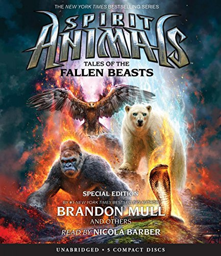 9780545910361: Tales of the Fallen Beasts (Spirit Animals: Special Edition)