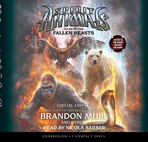 Tales of the Fallen Beasts (Spirit Animals: Special Edition): Brandon Mull