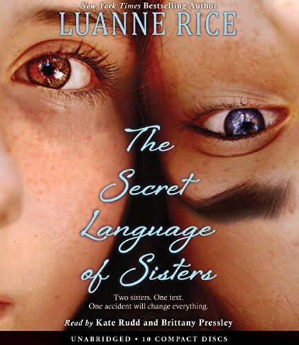 The Secret Language of Sisters (Compact Disc): Luanne Rice