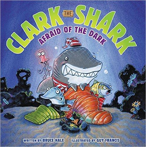 9780545916011: Clark the Shark: Afraid of the Dark