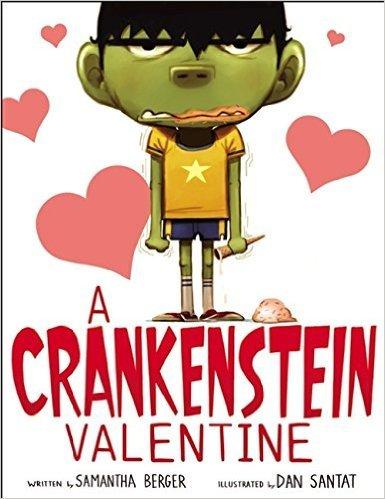 9780545916547: A Crankenstein Valentine