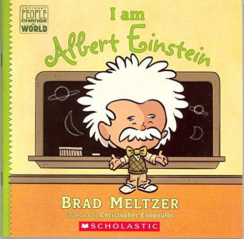 9780545918114: I Am Albert Einstein