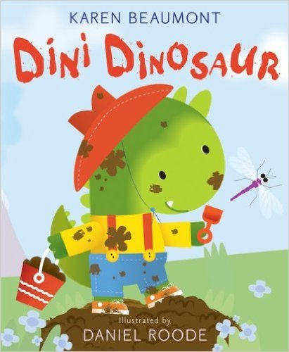 9780545919630: Dini Dinosaur paperback