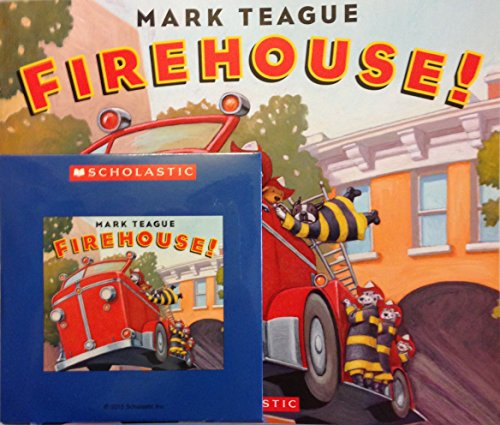 9780545924993: Firehouse Book and Audio CD