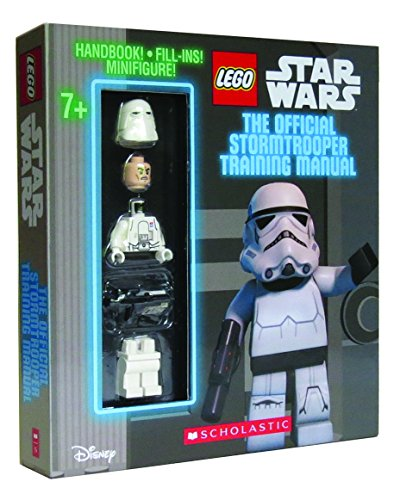 9780545925426: The Official Stormtrooper Training Manual (LEGO Star Wars)