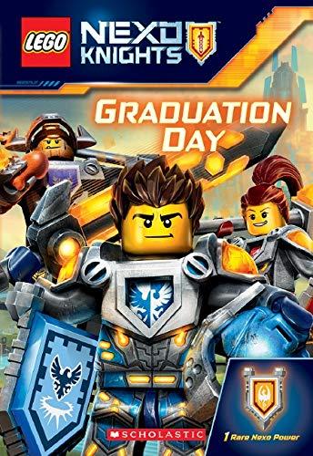 9780545925549: Graduation Day (LEGO NEXO Knights: Chapter Book)