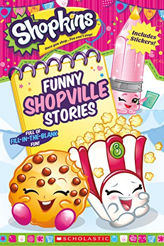 Funny Shopville Stories (Shopkins): Scholastic, Scholastic