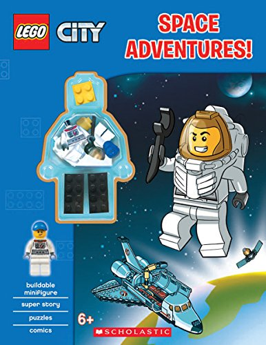 9780545927314: Space Adventures! (LEGO City: Activity Book with Minifigure)