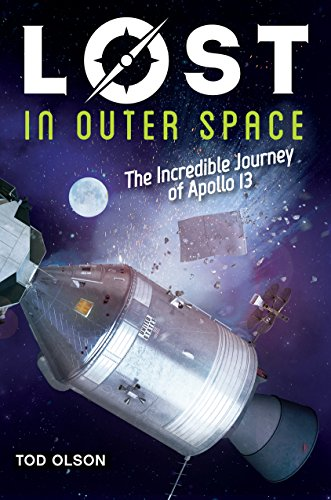 9780545928151: Lost in Outer Space (Lost #2): The Incredible Journey of Apollo 13