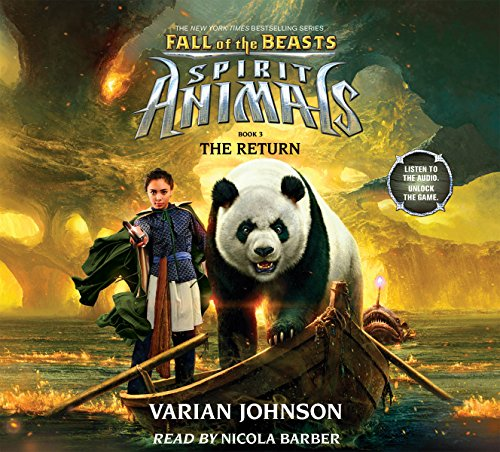 9780545928489: The Return (Spirit Animals: Fall of the Beasts, Book 3)