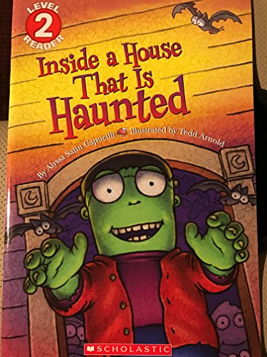 9780545930666: Inside a House that is Haunted