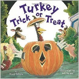 9780545931595: Turkey Trick or Treat