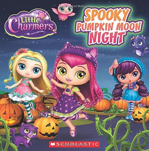 Spooky Pumpkin Moon Night (Little Charmers: 8X8: Simon, Jenne
