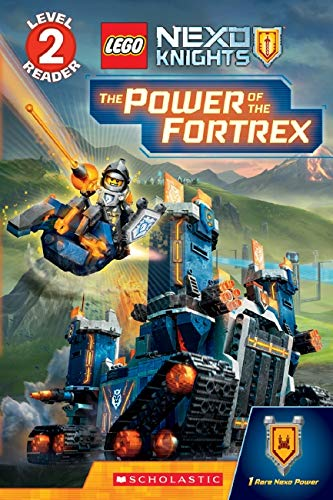9780545933384: The Power of the Fortrex (Scholastic Reader, Level 2: LEGO NEXO Knights)