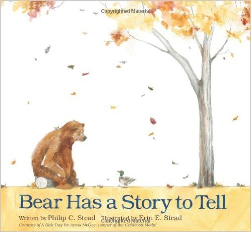 9780545934312: Bear Has A Story To Tell