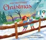 9780545935326: And Then Comes Christmas Book & Audio CD