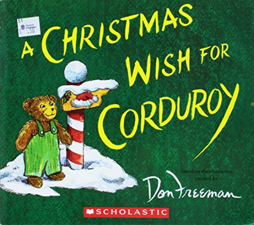 9780545935333: A Christmas Wish For Corduroy