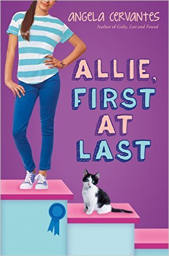 9780545940245: Allie, First at last