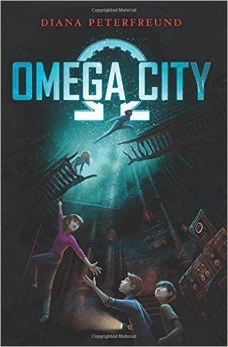 9780545940665: Omega City