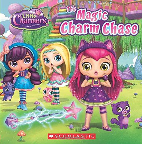 The Magic Charm Chase (Little Charmers: 8X8: Jenne Simon